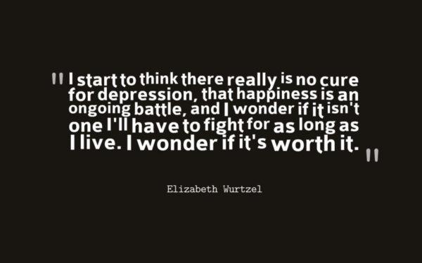 INTJ depression quote 1